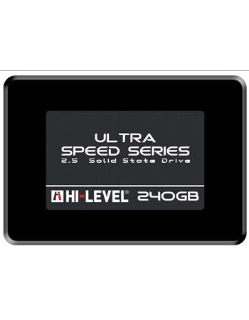 Hi-Level UltraSpeed 240GB SSD 2.5